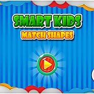Smart Kids - Match Shapes | Smart shape matching game