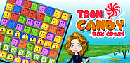 Toon Candy - Crush the candy game| Classic Puzzles block blast game