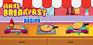 Make Breakfast Recipe -Cooking Mania Game for Kids