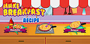 Make Breakfast Recipe - Kitchen Cooking Mania Game