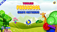 Toddler Preschool Shape Matching - Preschool shape matching