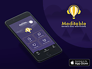 Editable Guided Meditation App