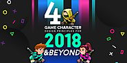 4 Game Character Design Principles for 2018 and Beyond