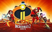 Incredibles 2 Movie trailer