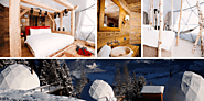 Whitepod Eco-luxury hotel - Le Valais, Switzerland