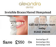 Invisible Braces Hemel Hempstead