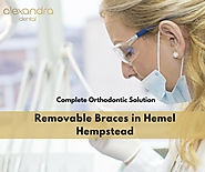 Removable Braces Hemel Hempstead