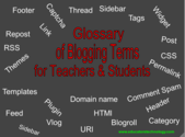 A Glossary of Blogging Terms for Teachers and Students ~ Educational Technology and Mobile Learning