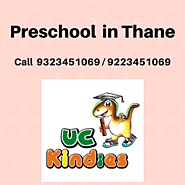 Preschool in thane teaches kids with love and laughter - UC Kindies