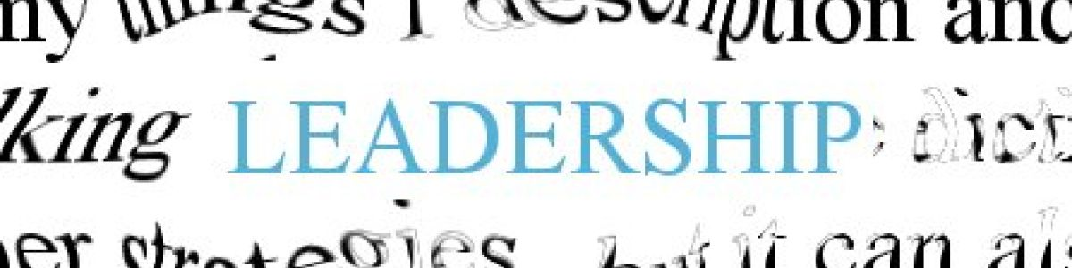 Headline for Everyday leadership articles and resources