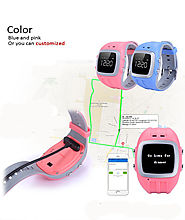 GPS Tracker Watch for Kids | Kids Safety Watch Manufacturer