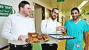 A fragile coexistence at Jerusalem's Hadassah hospital