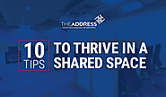 10 Tips to Thrive in a Shared Space | The Address