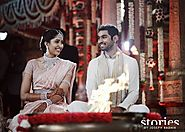 Shriya Bhupal And Anindith Reddy's Mandap Took 6 Days To Set Up: Check Complete Wedding Album