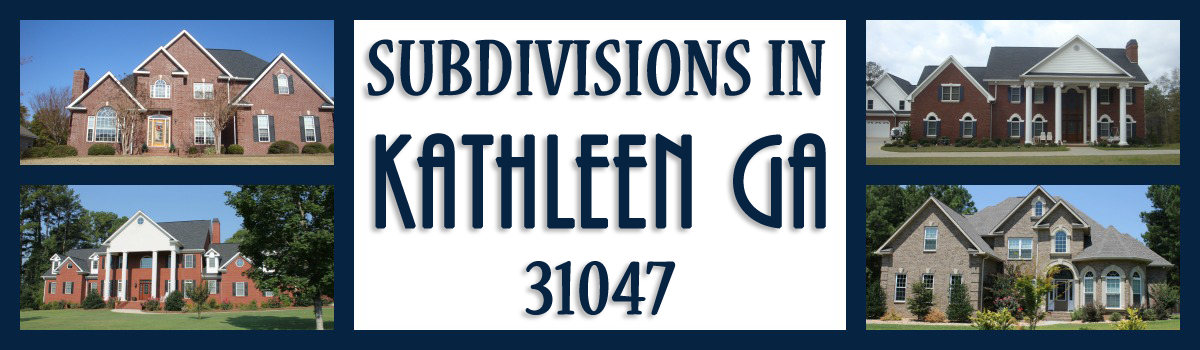 Headline for Kathleen GA Subdivisions
