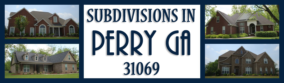Headline for Perry GA Subdivisions