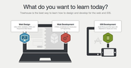 Learn Web Design, Web Development, and More | Treehouse