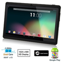 Dragon Touch® 7'' Dual Core Y88 Google Android 4.1 Tablet PC, Dual Camera, HD 1024x600, Google Play Pre-load, HDMI, 3...