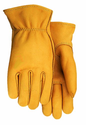 Midwest Gloves and Gear Quality Glove 950M, Top Grain Elk Glove, Medium