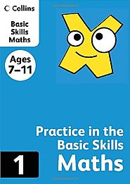 Collins Practice in the Basic Skills - Maths Book 1 - RTG Shop