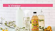 Clean your House with Vinegar