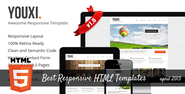 25 Best Responsive HTML5 CSS3 Website Templates