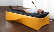 Why do the massage therapists suggest massage beds?