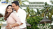Mauritius honeymoon packages from India