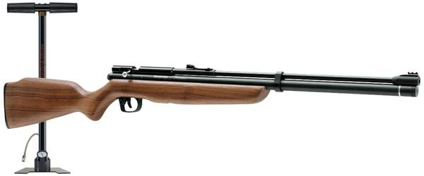 Headline for High powered air rifle - Benjamin Marauder PCP air rifle 2014