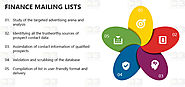 Finance Industry Email Lists | Finance Mailing Lists