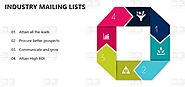 Industry Mailing Lists | Industry Specific Email List | B2B Data Services