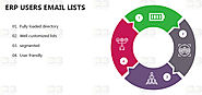 ERP Users Email Lists | ERP Decision Makers Email List