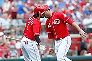 Hartman: Reds sweep Cubs, remind us all is not lost after all