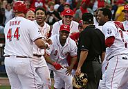 4 times the Reds have rallied in the 9th inning to beat the Indians