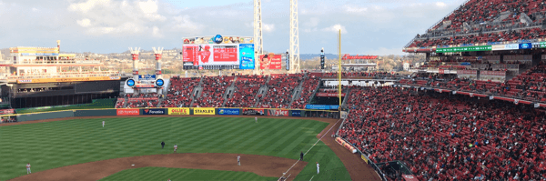Headline for Cincinnati Reds news, notes and commentary