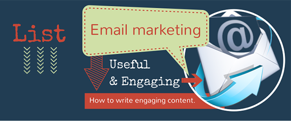Headline for Great tips for email marketing