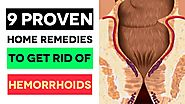 9 PROVEN Home Remedies To Get Rid Of Hemorrhoids. (Treat Them With What Actually Works)