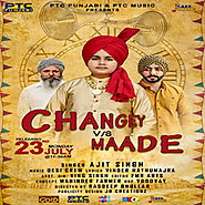 Changey Vs Maade Ajit Singh Punjabi mp3 MzcPunjab Song Download
