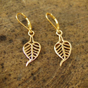 Buddhi Earrings - Gold