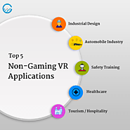 Top 5 Exciting Non-Gaming VR Applications | CHRP-INDIA Pvt. Ltd.