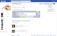 Facebook Users Can Export Events To Calendar; Event Pages Get New Gear Menu - AllFacebook