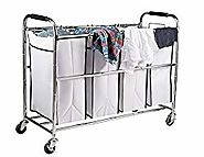 Best Rolling Laundry Hampers