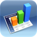 Numbers - Design spreadsheets and plan, organize, or analyze just about anything. On the iTunes App Store