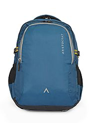 Aristocrat bags Grid 2 laptop backpack (teal blue) is the best tablet and laptop compatible backpack bags with built-...