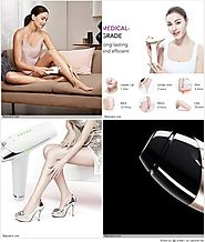 Top 10 Best Home IPL (Intense Pulsing Light) Hair Removal Machine Reviews 2018-2019 on Flipboard