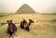 Djoser Step Pyramid – One Of Egypt's Most Famous Tombs