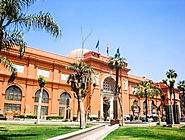 Egyptian Museum in Cairo [The Amazing Museum of Antiquities]