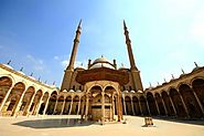 Mosque Of Muhammad Ali – The Amazing Alabaster Mosque