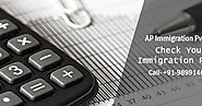 Points calculator for Canada immigration PR visa | AP Immigration Pvt Ltd