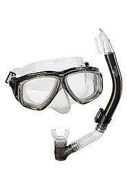 Speedo Adult Recreation Mask Snorkel Set